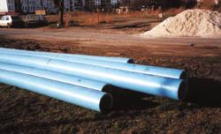 Rury PVC