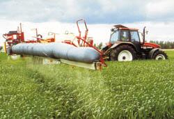 Traktor nawozy